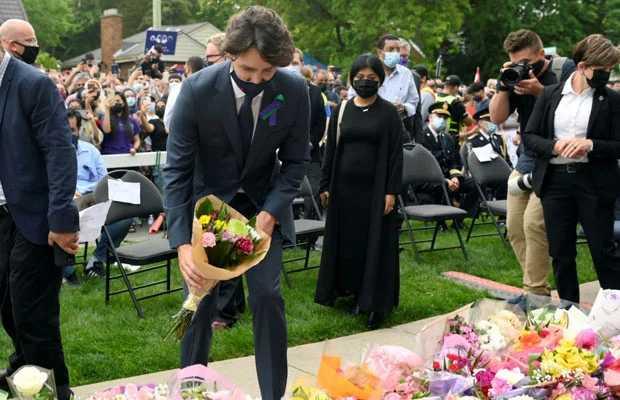 Canadian PM Trudeau