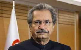 Shafqat Mahmood recovered