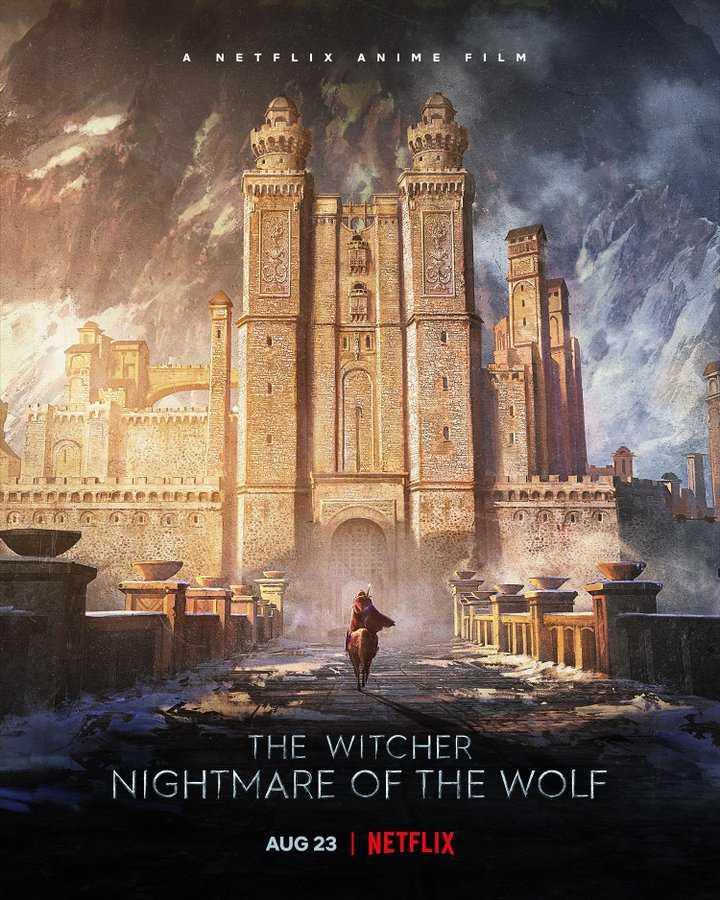 nightmare of the wolf