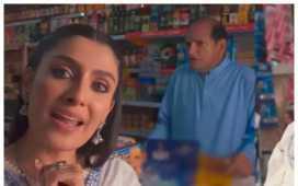 Ayeza Khan's 'Laapata' criticized