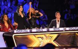 Simon Cowell's 'The X Factor'