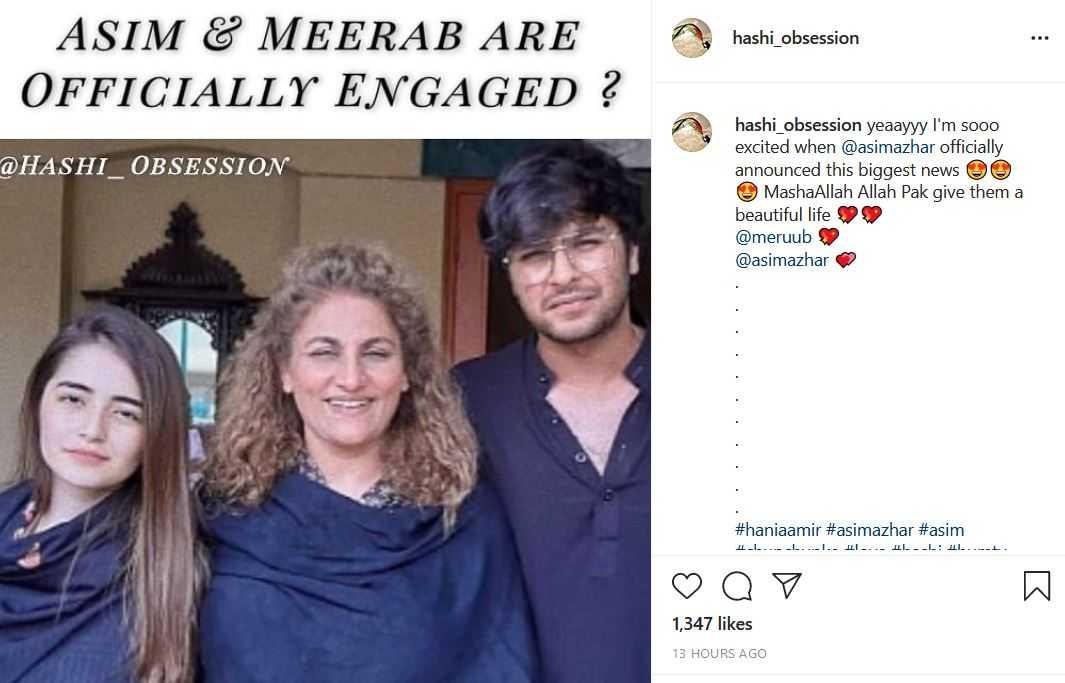 asim and meerab