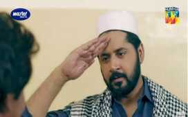 Imran Ashraf as Moosa