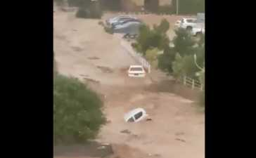 Heavy rainfall in Islamabad