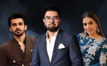 Yasir Hussain's directorial debut