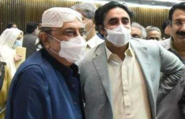 PPP co-chairman Asif Ali Zardari