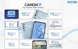 CAMON 17