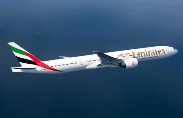 Emirates suspends flights