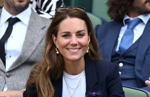 Kate Middleton self-isolating