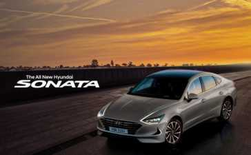 Hyundai Sonata (CKD)