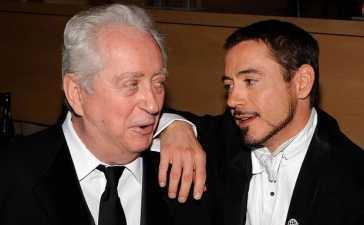 Robert Downey Jr Mourns