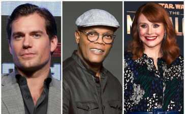 3 Hollywood celebs