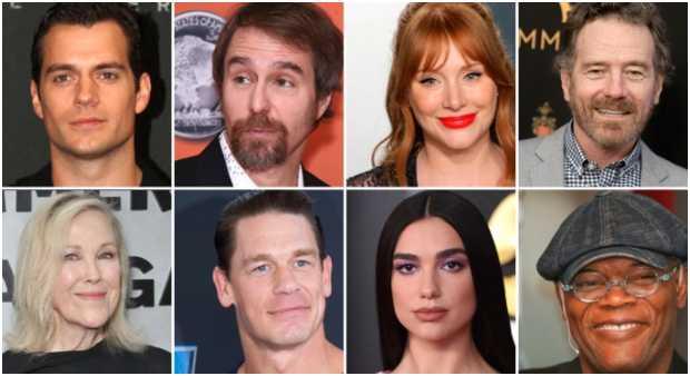 Hollywood celebs