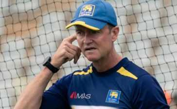 Sri Lanka batting coach