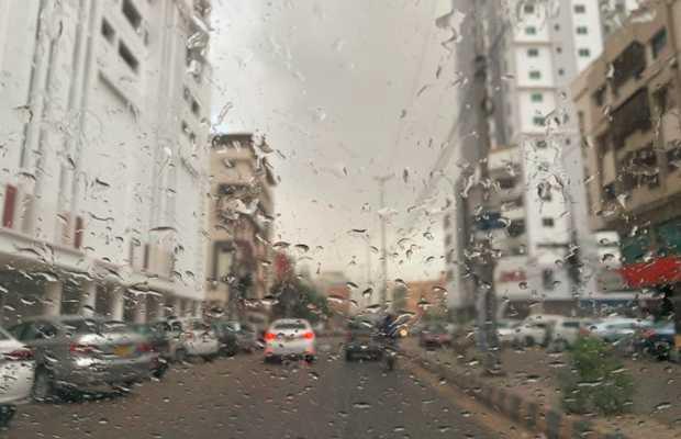 first rain of monsoon
