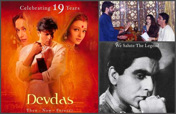 Madhuri Celebrates 19 Years Of 'Devdas'