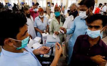 Pakistan reports 47 COVID