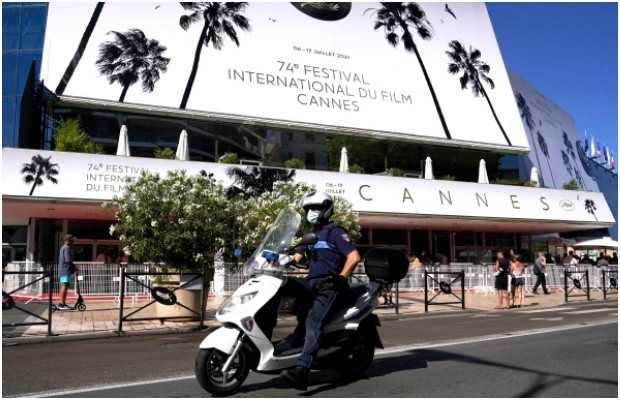 Cannes Film Festival's main venue