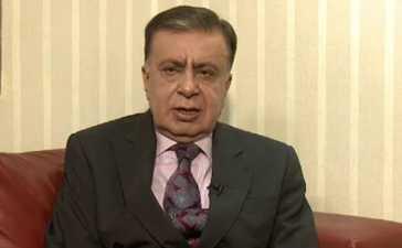 Senior journalist Arif Nizami is no more