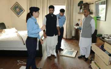 Ex-ambassador's daughter killed in Islamabad