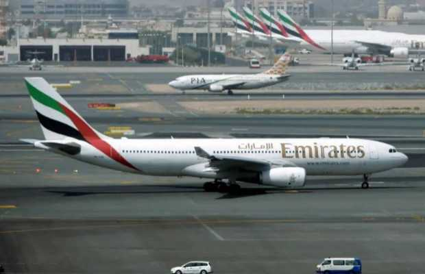 Emirates extends its suspension of flights