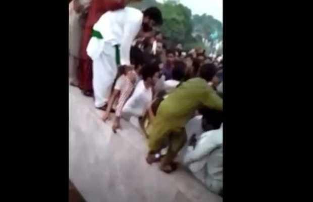 Minar-e-Pakistan incident