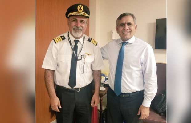 PIA pilot lauded for flying plane out of crisis-like situation