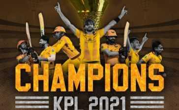KPL 2021 Final