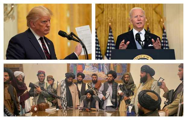 Trump calls the Taliban 'good fighters'