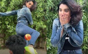 Amna Ilyas backlashed for her kick challenge
