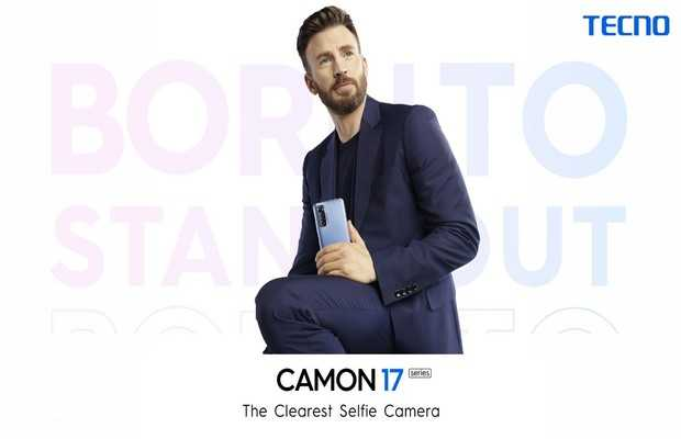 TECNO Born to Stand Out Campaign