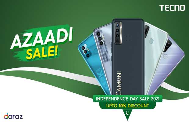 Daraz Independence Day Sale 2021
