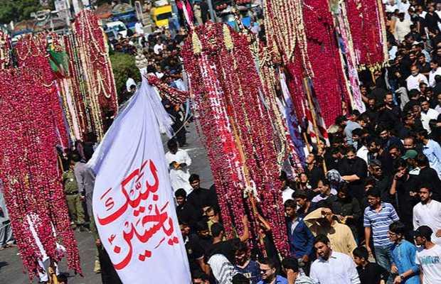 Pakistan observes Yaum-e-Ashur