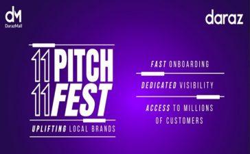 Daraz opens Pitch Fest