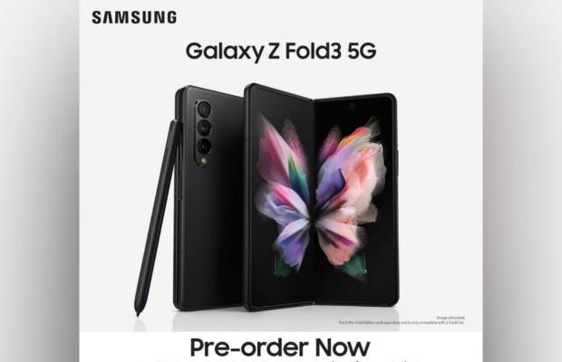 Galaxy Z Fold3 & Z Flip3
