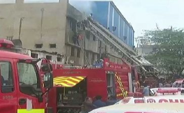 Labourers killed at a chemical factory