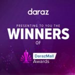 Winners of DarazMall Awards 2021 – Partners in success to triple digit buyer growth for the channel