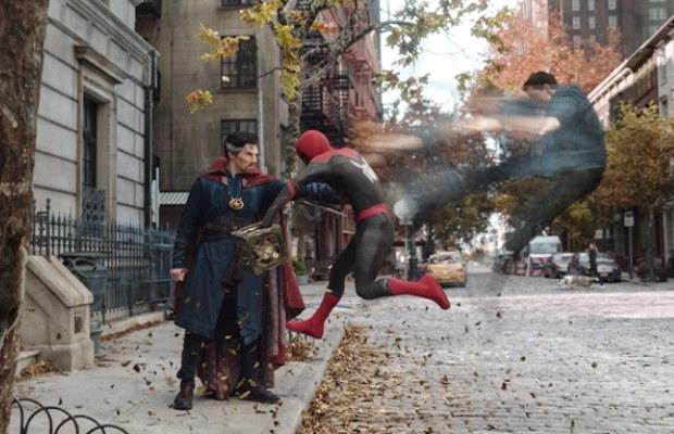 'Spider-Man: No Way Home' Trailer Breaks 'Avengers