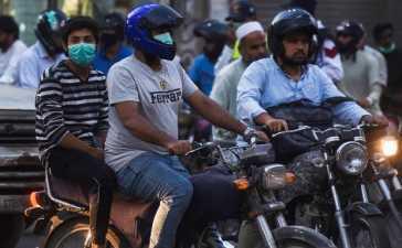 Pillion riding banned