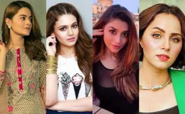 Nimra Khan's divorce