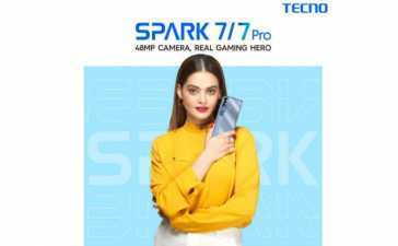 TECNO's Spark 7 series