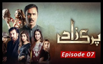 Parizaad Episode-7 Review
