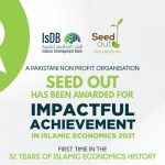 Islamic Development Bank Award for Seed Out for its Impactful achievement in Islamic Economics
