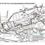 Muharram 2021: Authorities issue traffic plan for Karachi