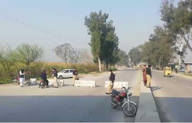 Peshawar gets smart lockdown imposed