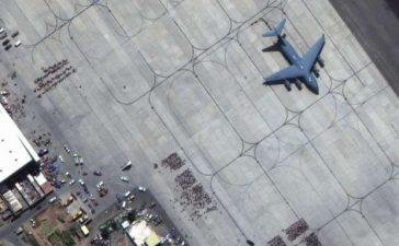 Ukrainian plane was not hijacked