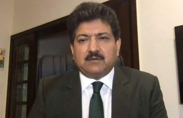 Hamid Mir on BBC Hardtalk Interview