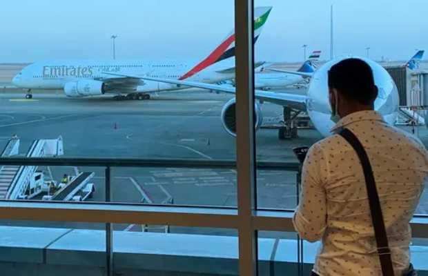 UAE allows transit flights