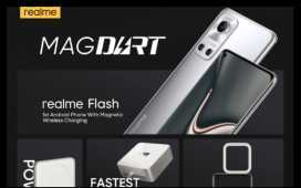 realme Magnetic Wireless Charging MagDart