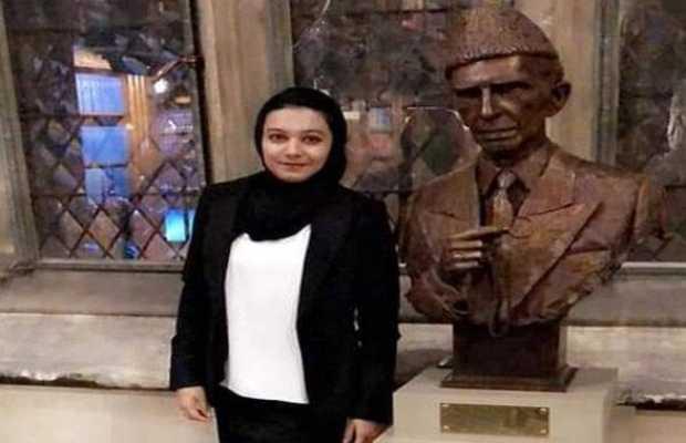 Lawyer Khadija Siddiqui